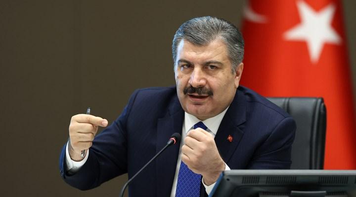 Bakan Koca açıkladı: Türkiye'de koronavirüsten can kaybı 1403'e yükseldi