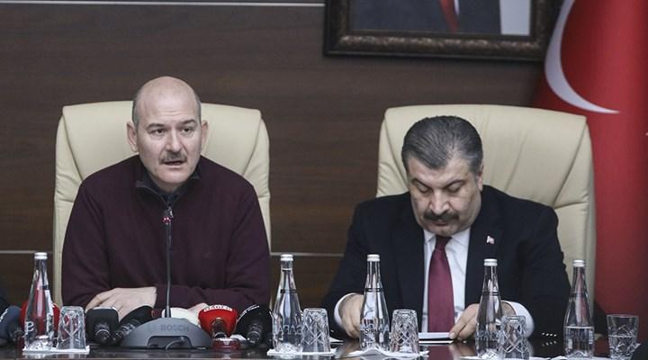 """""""Cumartesi günü Süleyman Soylu ile Fahrettin Koca arasında ciddi bir tartışma oldu"""""""