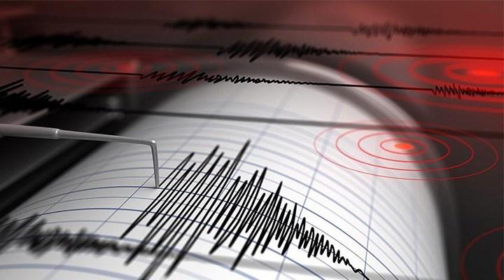 Hatay'da ardı ardına depremler