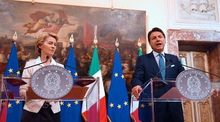 AB Komisyonu Başkanı: İtalya'dan tüm Avrupa adına özür diliyorum