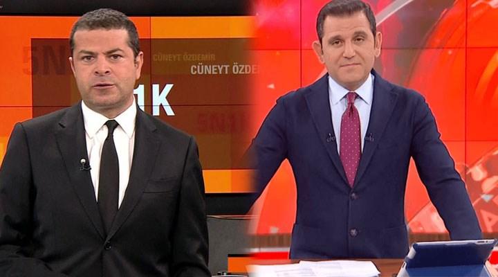 İnternet trolü, Fatih Portakal'a atacağı hakaret içerikli maili Cüneyt Özdemir'e attı