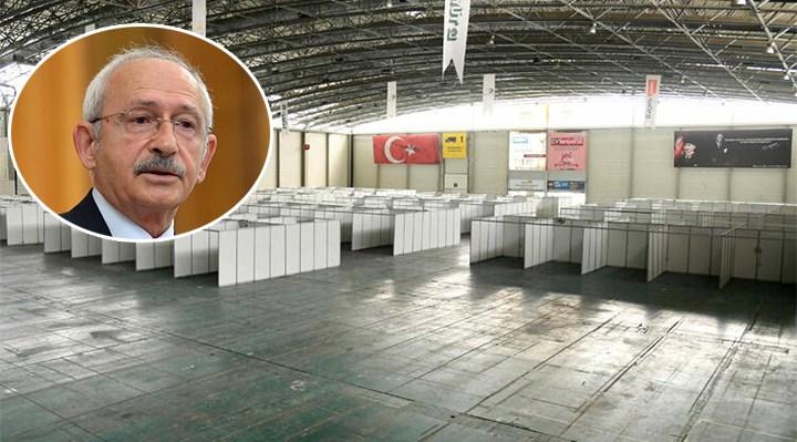 Kılıçdaroğlu, Adana'daki sahra hastanesi eleştirilerine yanıt verdi