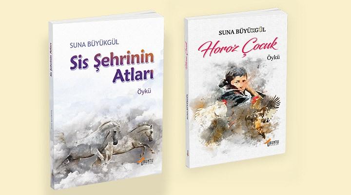 Suna Büyükgül'ün çocuk kitapları