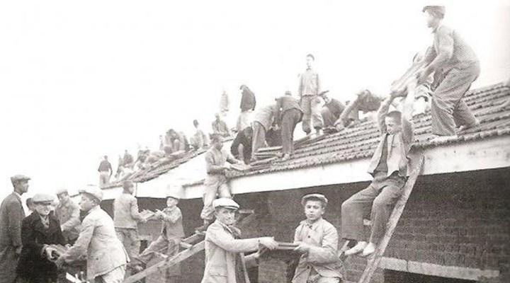 Köy Enstitüleri'nin 80'inci yılına özel gösterim