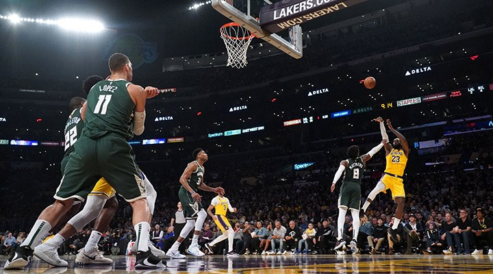 NBA oyuncularının maaşlarında yüzde 25 kesinti yapılacak