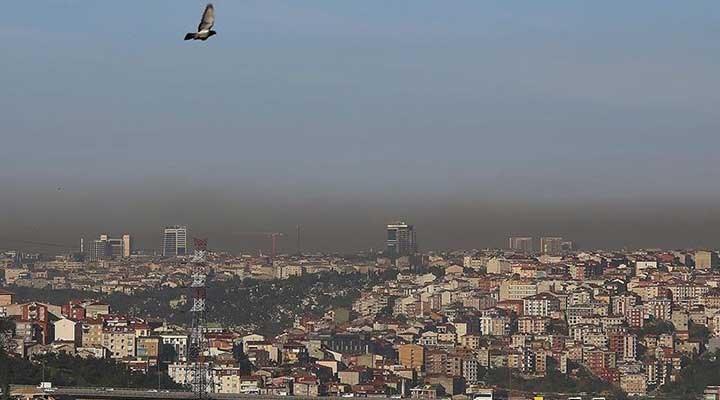 29 büyükşehirde hava kirliliği yüzde 32 azaldı