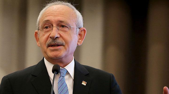 Kılıçdaroğlu: Erdoğan'ın oturumda olması gerekirdi