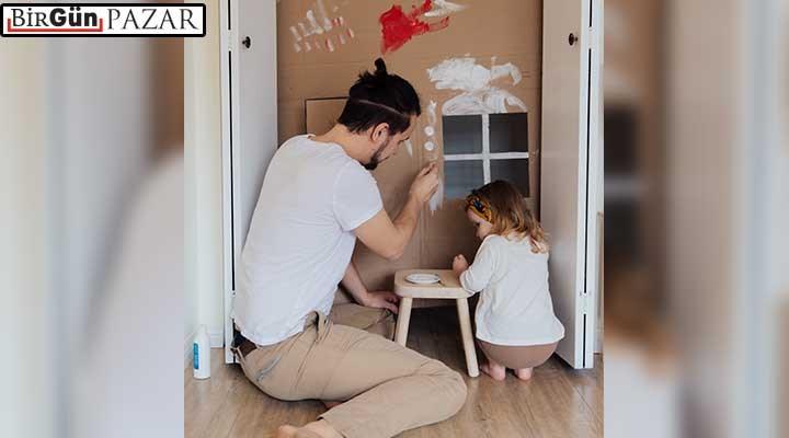 'Çocuğumla bütün gün evde ne yapacağım?'