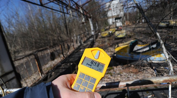 EGEÇEP: Çernobil'in 34'üncü yıldönümünde Türkiye için hala tedirginiz
