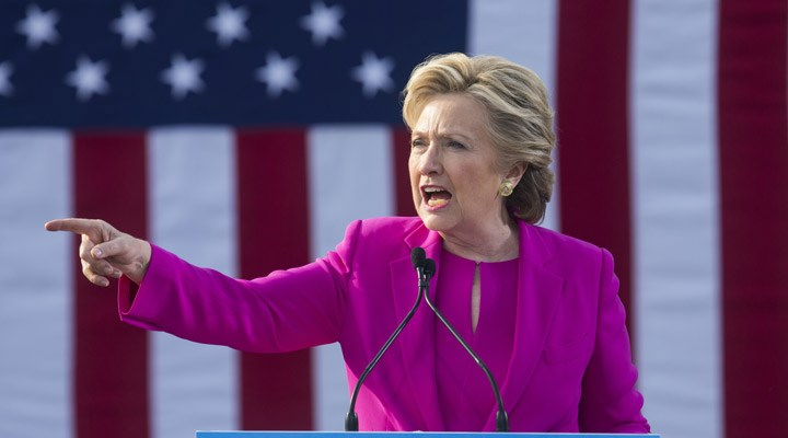 Hillary Clinton, 2020 seçimlerinde Joe Biden'ı destekleyecek