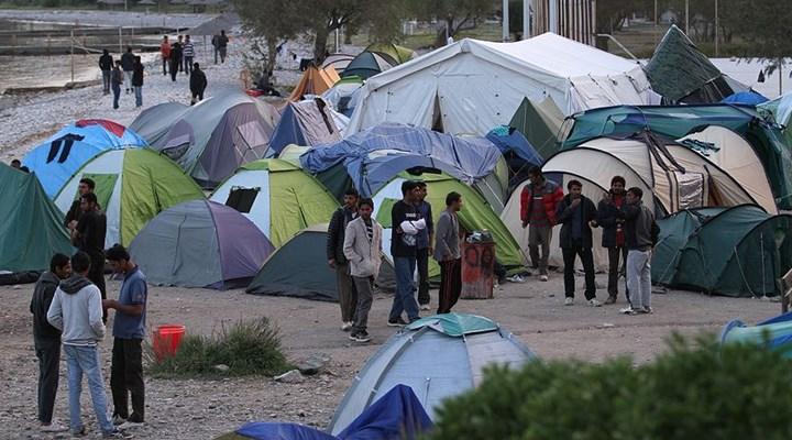 Uluslararası Af Örgütü: Yunanistan kamplarındaki mülteciler koronavirüs korkusu ile yaşıyor