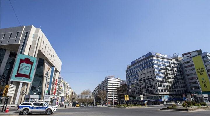 Ankara Valiliği, sokağa çıkma yasağına ilişkin detayları belirledi