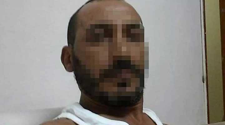 Evli olduğu kadını tornavidayla 11 yerinden yaralayan erkek yakalandı
