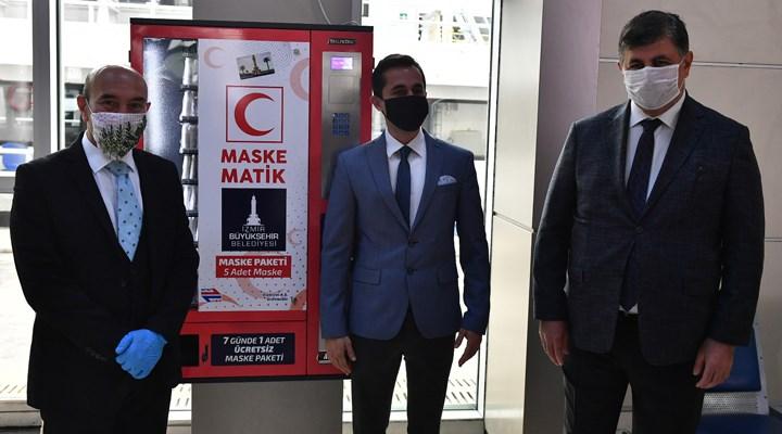 Maskematikler İzmir'de yaygınlaşıyor