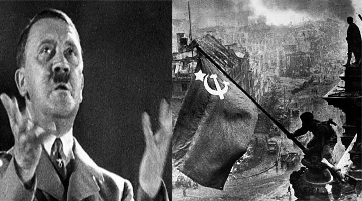 Nazilerin lideri Hitler'in korkudan intihar etmesinin üzerinden 75 yıl geçti