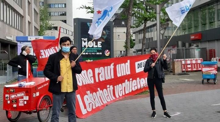 Almanya'da 1 Mayıs etkinliklerle kutlandı