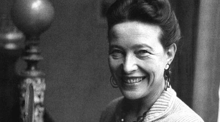 Simone de Beauvoir'ın kayıp romanı yayınlanacak