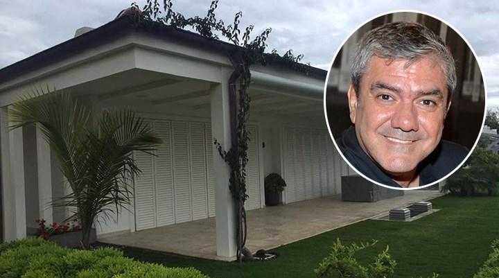 Gazeteci Yılmaz Özdil'in evi incelendi