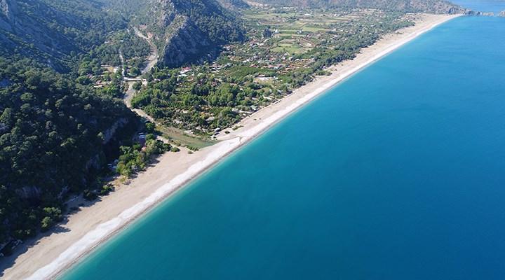 The Guardian'ın en temiz plajlar listesinde Türkiye'den 5 plaj