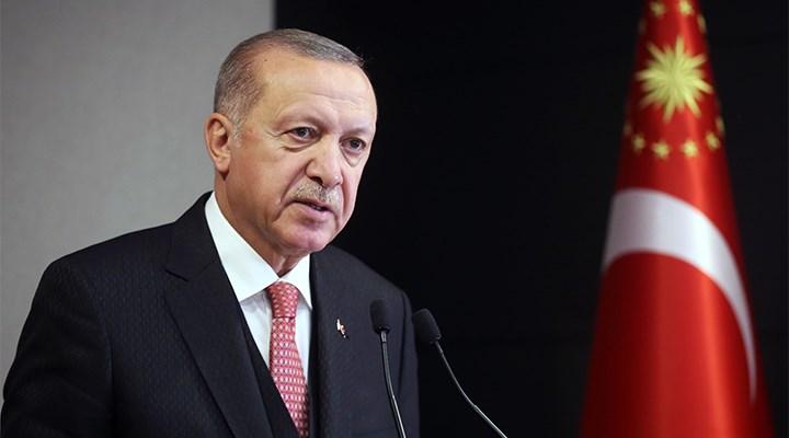 Erdoğan'dan 'baro ve tabip odası yapılarını değiştirme' mesajı