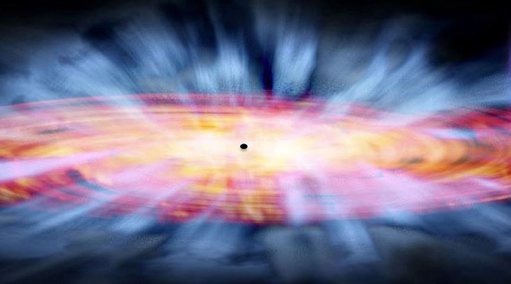 Gökbilimciler Dünya'ya 1000 ışık yılı uzaklıkta bir kara delik buldu