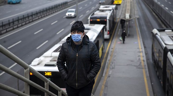 Türkiye'de koronavirüsten yaşamını yitirenlerin sayısı 3 bin 641'e yükseldi