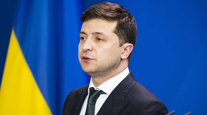 Ukrayna Devlet Başkanı Zelenskiy'den 'normalleşme' açıklaması