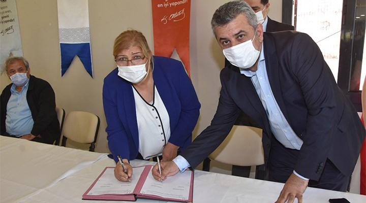 Ceyhan Belediyesi ile DİSK arasında toplu iş sözleşmesi imzalandı