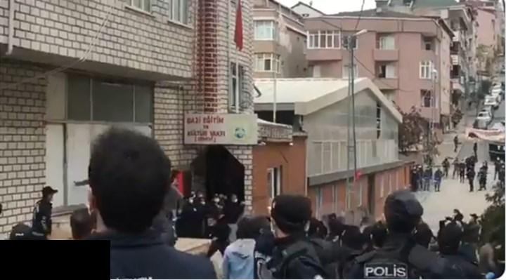 İbrahim Gökçek uğurlamasına polisten biber gazı: 15 gözaltı