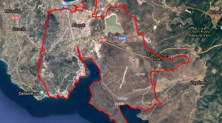 TMMOB ŞPO İzmir: Çeşme'deki planlama kamu yararına aykırıdır