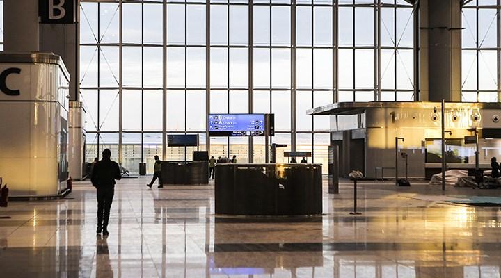 3. havalimanı batıyor