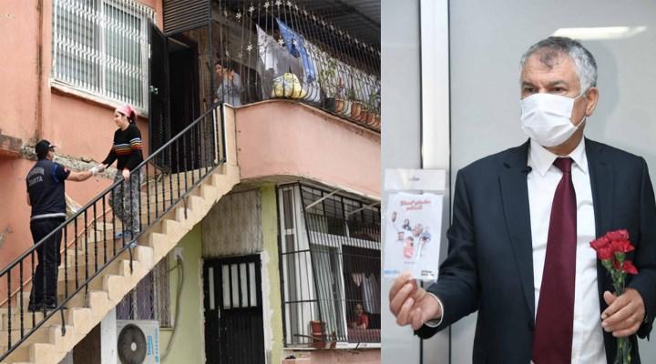 Adana Büyükşehir Belediyesi'nden Adanalıya 2 milyon maske