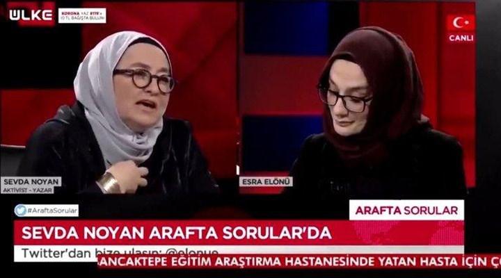 Esra Elönü'den 'Sevda Noyan' özrü: Konuğumun ifadelerine müdahale etmem gerekirdi