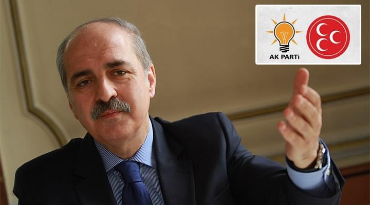 Numan Kurtulmuş, MHP'nin 'tek başına iktidar' çıkışını değerlendirdi