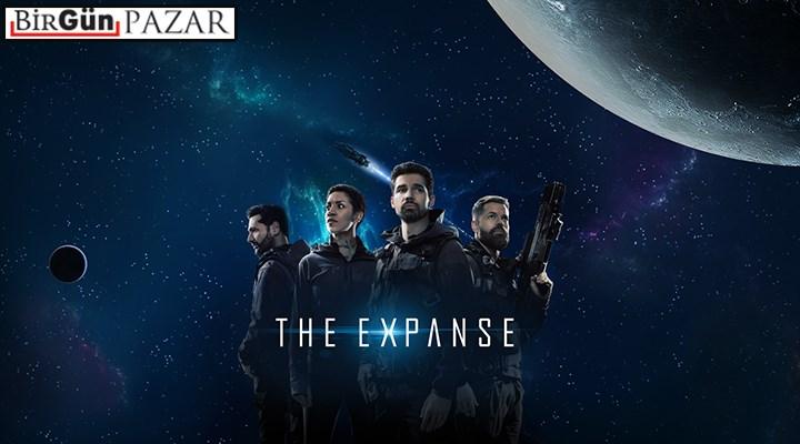The Expanse dizisi ve uzay çağının ekonomi politiği