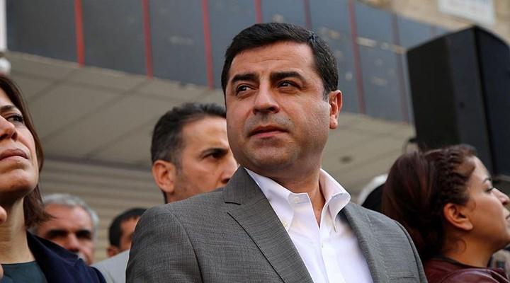 Yargıtay Başsavcılığı, Demirtaş'ın cezasının bozulmasını istedi