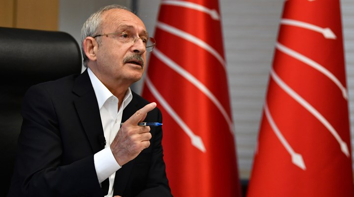Kılıçdaroğlu: 5 tane maske dağıtamayan iktidara iktidar mı denir?