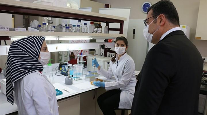 TÜBİTAK: Haziranda koronavirüs ilacıyla ilgili bir müjdeyi paylaşmak istiyoruz