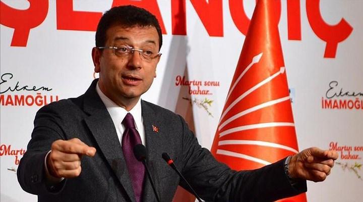 İçişleri Bakanlığı'ndan İmamoğlu'na Beylikdüzü başkanlığı dönemi için 27 soruşturma
