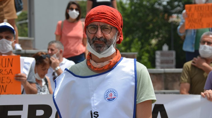 AKP'li Bergama Belediyesi'nde sürgün edilen arkeolog: Basın açıklamasına gelmem engellenmeye çalışıldı