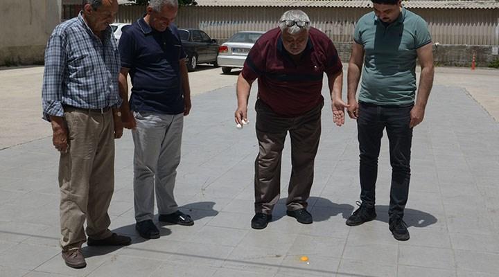 Adana'da sıcaktan termometreler patladı