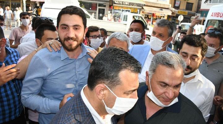 Erdoğan hedef gösterdi, CHP'li Gençlik Kolları Başkanı tutuklandı!