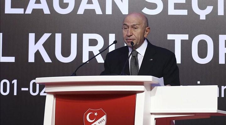 TFF Başkanı Özdemir: Pozitif vakaları ayırıp yolumuza devam edeceğiz