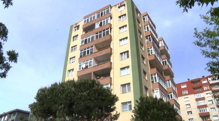Büyükçekmece'de yanarak 6. kattan düşen kadın yaşamını yitirdi