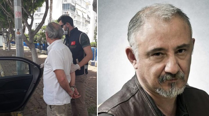 Fırat Erez, 'dini değerleri aşağılamaktan' gözaltına alındı