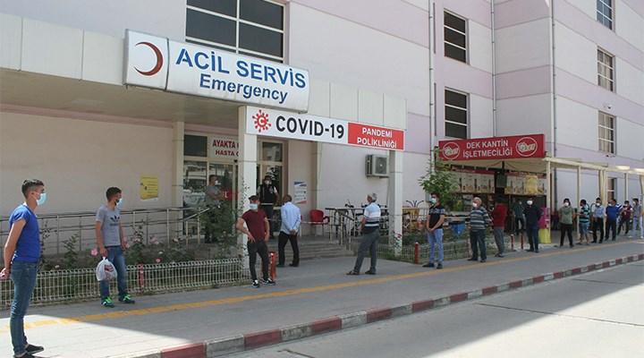 İntihar eden işçinin koronavirüs testi pozitif çıktı: 120 kişi karantinada