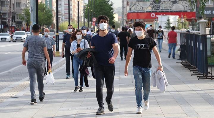 Maskesiz sokağa çıkmanın yasaklandığı il sayısı 24'e yükseldi