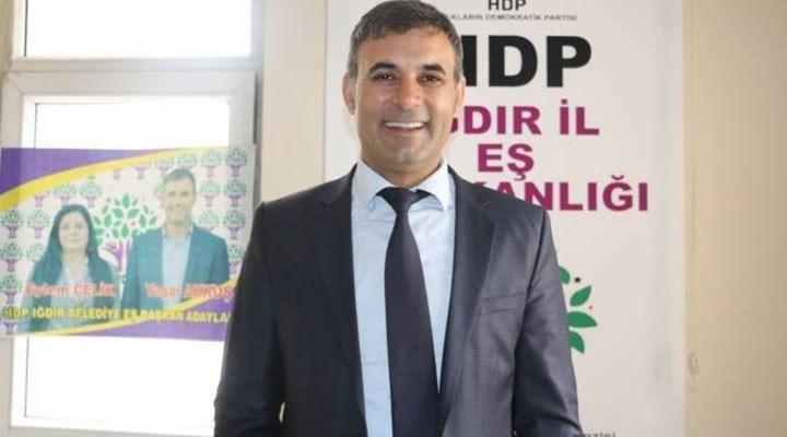 Iğdır Belediyesi Eş Başkanı Yaşar Akkuş, tutuklandı
