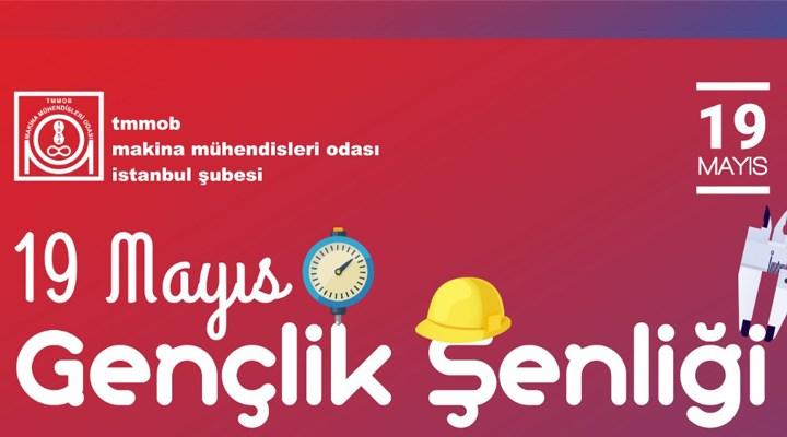 MMO İstanbul'dan '19 Mayıs Gençlik Şenliği'