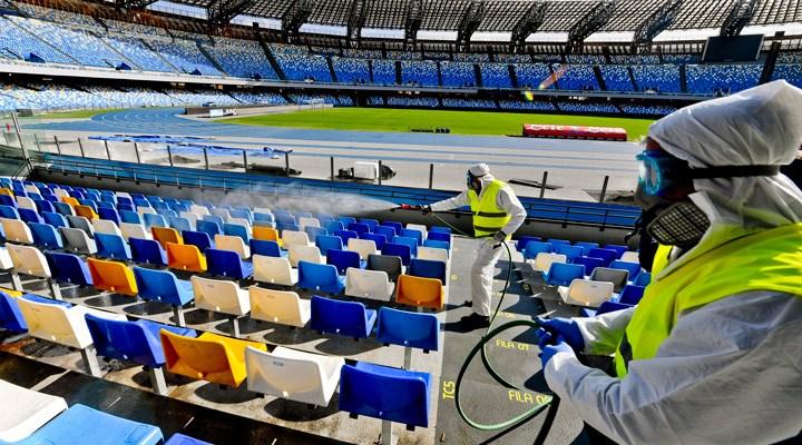 Serie A'nın başlaması 14 Haziran'a kadar askıya alındı